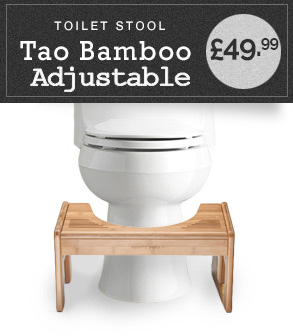 Order Squatty Potty Tao Bamboo Adjustable